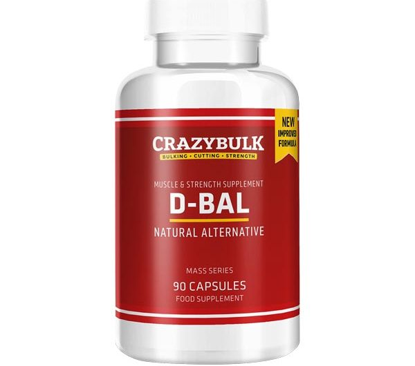 D-Bal from Crazybulk – Review: What are the effects after 30 days?